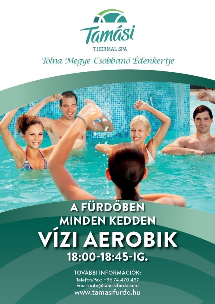 Vízi aerobik